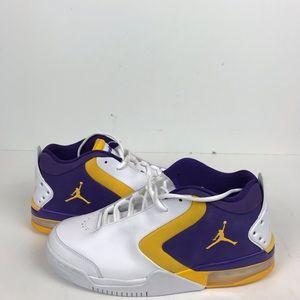 Air Jordan Lakers Big Fund so 9.5
